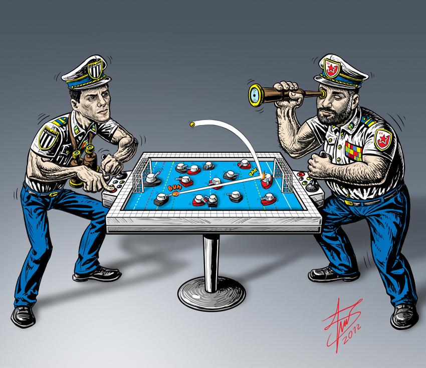 Image result for karikature edita tahiri