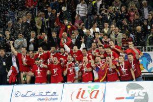 Zvezda šampion Evrope