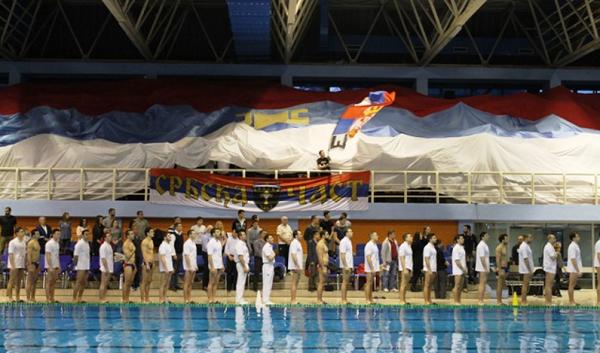 Srpski vaterpolisti u Nišu