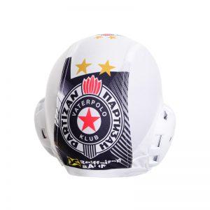 Bela vaterpolo kapica VK Partizan