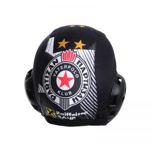 Crna vaterpolo kapica VK Partizan