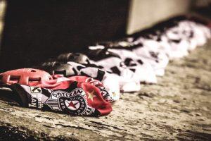 Kapice Vaterpolo kluba Partizan