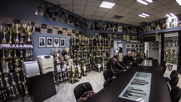 Trofeji VK Partizan