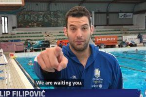 """Filip Filipović, kamp """"Number one"""""""