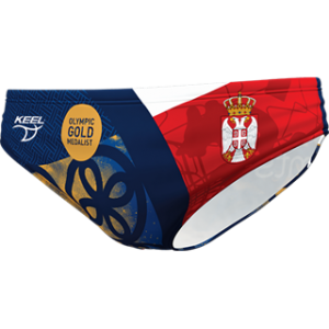 Serbia - Official Gold
