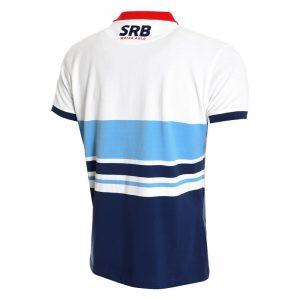 Belo plava polo majica Vaterpolo reprezentacije Srbije 2019 (4)