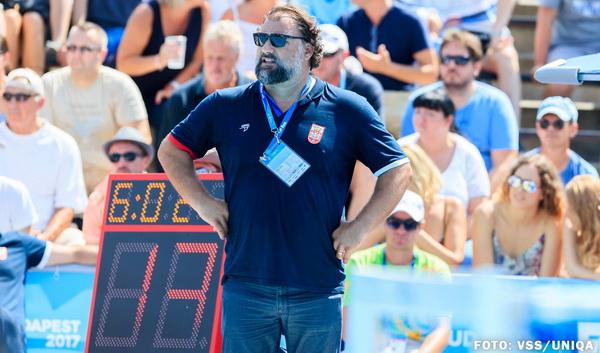 Dejan Savić, Srbija - Grčka, Vaterpolo Svetsko prvenstvo