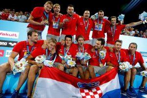 Vaterpolisti Hrvatske šampioni sveta