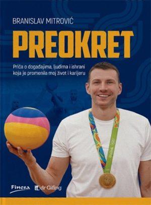 Knjiga Preokret - Branislav Mitrović