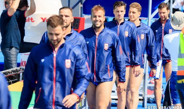 Srbija - Grčka, Vaterpolo Svetsko prvenstvo