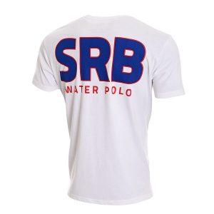 Bela majica Vaterpolo reprezentacije Srbije