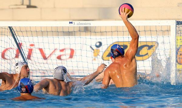Srbija - Argentina, juniorsko SP