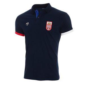Teget polo majica vaterpolo reprezentacije Srbije