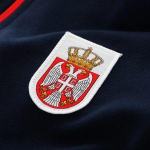 Trenerka vaterpolo reprezentacije Srbije 2018