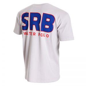 Siva majica vaterpolo reprezentacije Srbije
