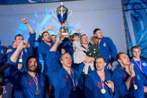 Vaterpolo Kup Rusije, Dinamo Moskva