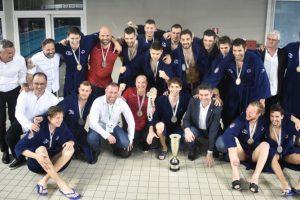 Vaterpolo klub Jug, šampion Regionalne lige