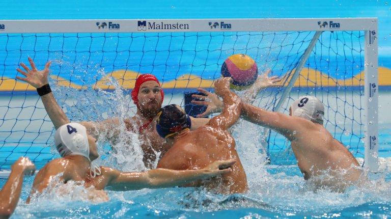 Vaterpolo Svetska liga, finale, Crna Gora - Mađarska
