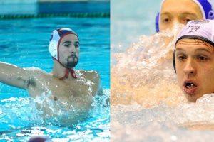 Viktor Rašović i Đorđe Lazić