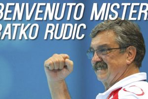 Ratko Rudić trener Pro Reka