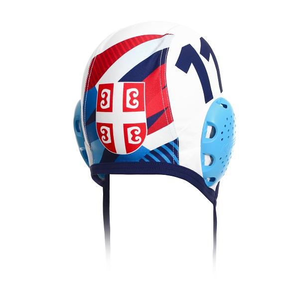 Bela kapica vaterpolo reprezentacije Srbije 2020