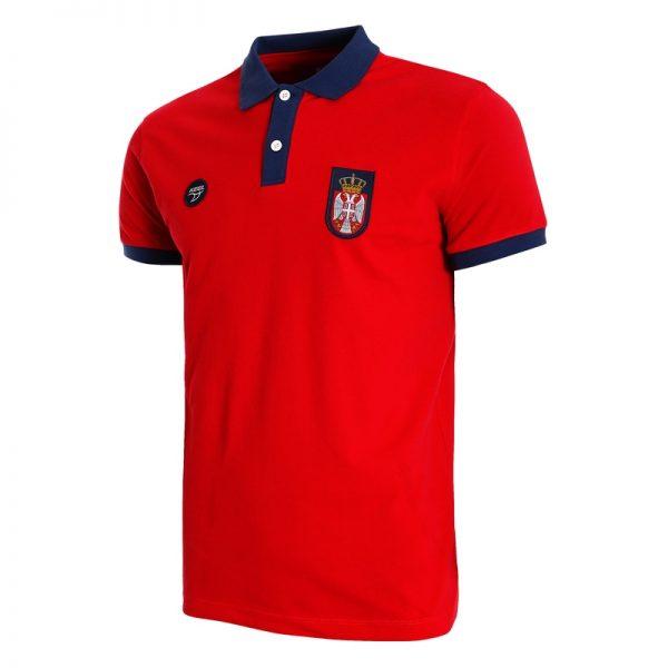 Crvena polo majica vaterpolo reprezentacije Srbije