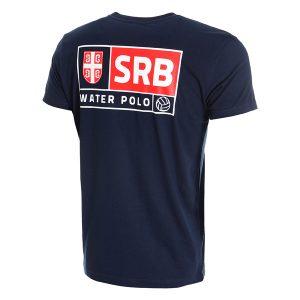 Teget majica vaterpolo reprezentacije Srbije 2018