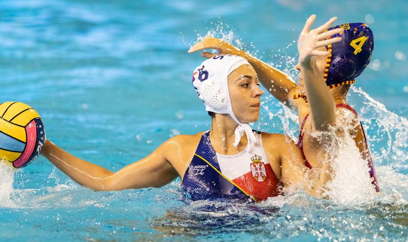 Ana Prica, Evropsko prvenstvo, Srbija - Španija