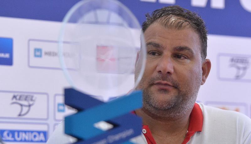 Dejan Savić posle EP 2018.