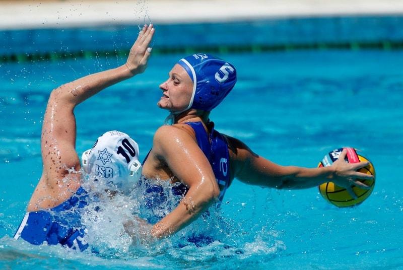 Vaterpolo Evropsko prvenstvo za žene, Italija - Izrael