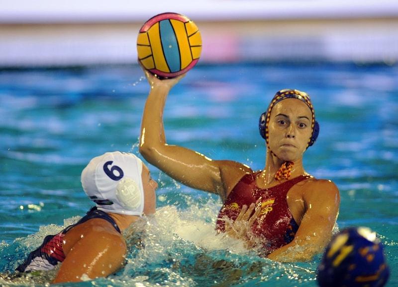 Vaterpolo Evropsko prvenstvo za žene, Španija - Mađarska