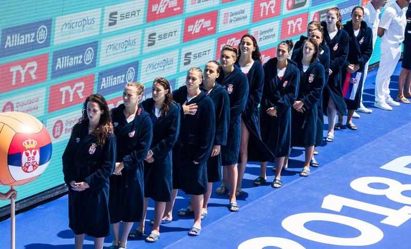 Vaterpolo Evropsko prvenstvo za žene, Srbija - Mađarska