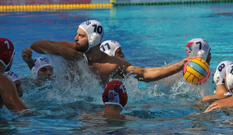 Srbija - Mađarska, Vaterpolo Evropsko prvenstvo