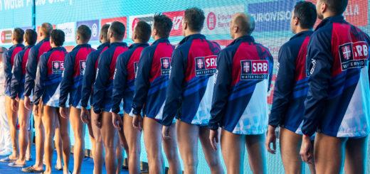 Evropsko prvenstvo u Barseloni, Srbija - Rumunija