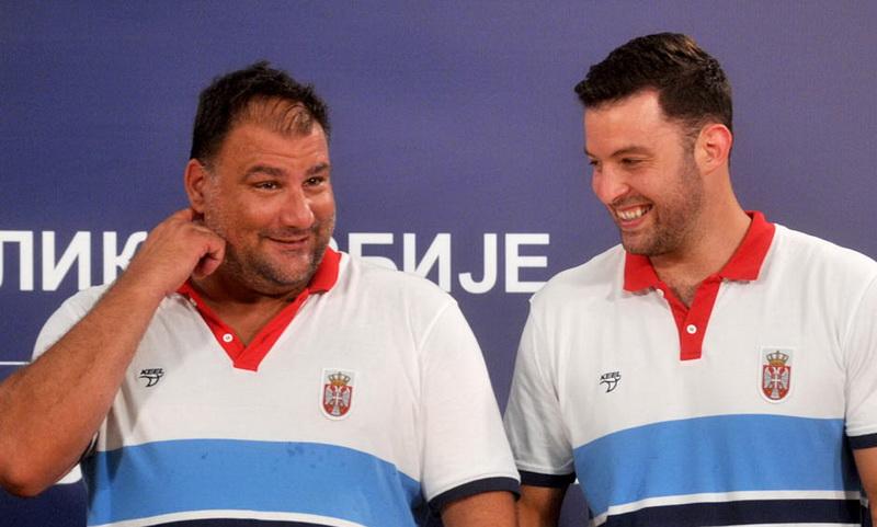 Dejan Savić i Filip Filipović