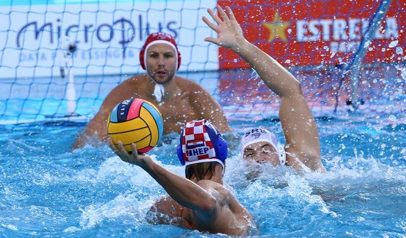 Vaterpolo Evropsko prvenstvo, Srbija - Hrvatska