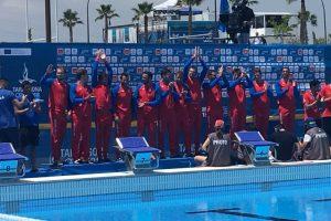 Srbija osvojila Mediteranske igre 2018.