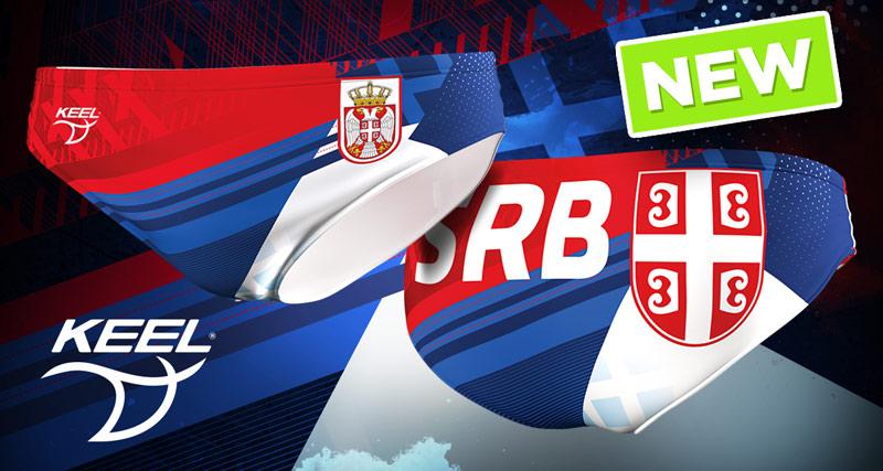 Nova oprema vaterpolo reprezentacije Srbije 2018