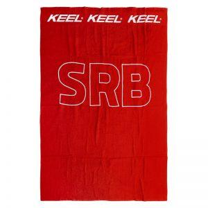 Crveni peškir vaterpolo reprezentacije Srbije