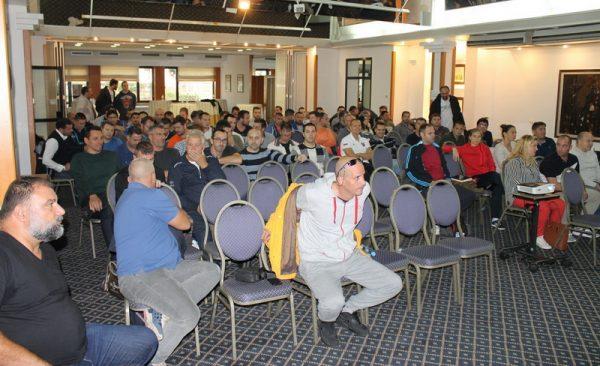 Seminar Udruženja vaterpolo trenera Srbije