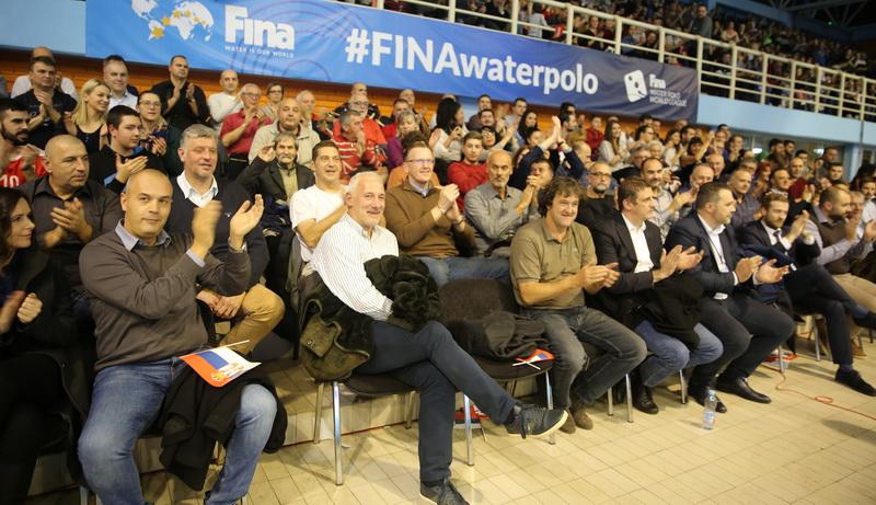 Evropa kup, Srbija - Hrvatska