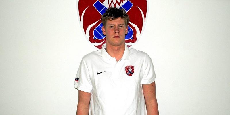 Danil Frolov, KVK Radnički