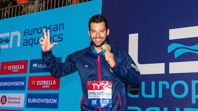 Filip Filipović, MVP Evropskog prvenstva u Barseloni 2018.