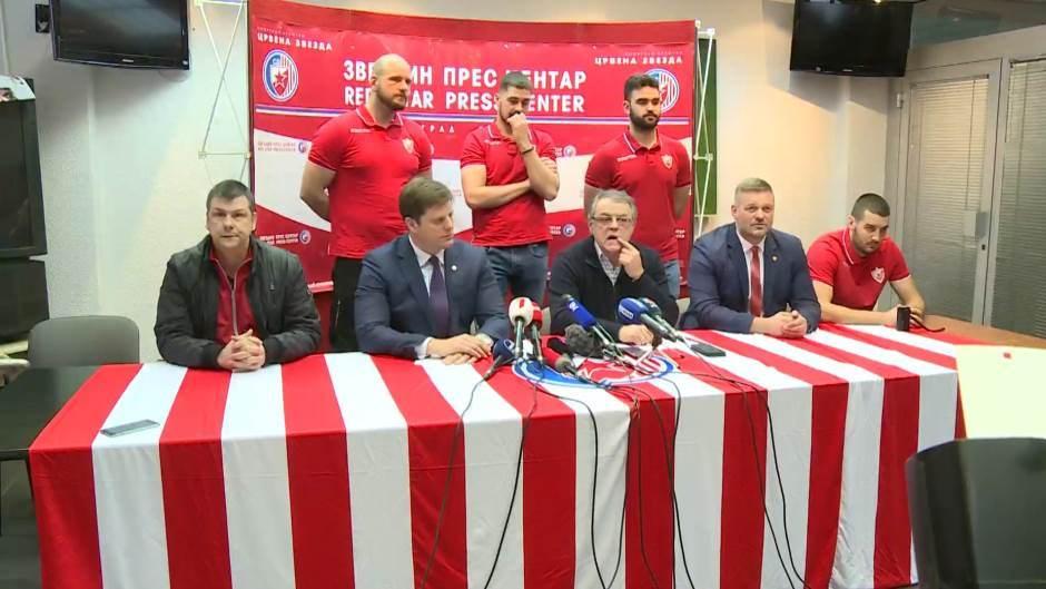 Konferencija VK Crvena zvezda