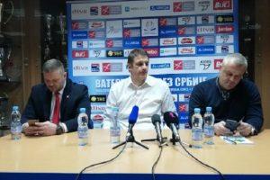 Igor Milojević, Viktor Jelenić i Đorđe Đorđević