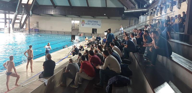 Seminar Udruženja vaterpolo trenera Srbije 2019