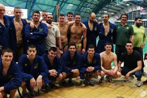 Vaterpolo klub Zemun, šampion Prve A lige Srbije 2019.