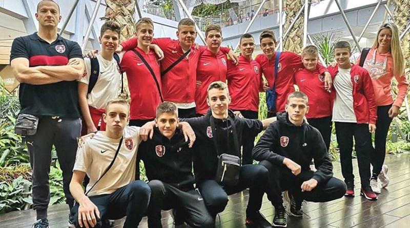 Pioniri KVK Radnički 2019.
