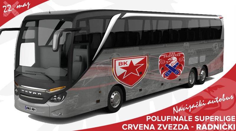 Autobus KVK Radnički
