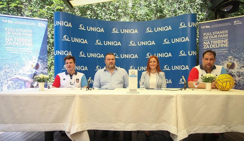 Konferencija za novinare VSS - UNIQA